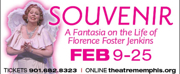 Theatre Memphis Presents SOUVENIR