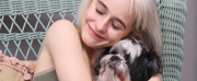 Tails of Broadway: Sophia Anne Caruso Cuddles Up with Pucci!