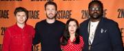 Photos: Chris Evans, Michael Cera and the Company of LOBBY HERO Meet the Press!