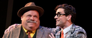 BWW Review: Michael Urie and Kevin Chamberlin in HIGH BUTTON SHOES