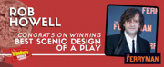 THE FERRYMANs Rob Howell Wins 2019 Tony Award for Best Scenic Design of a Play Photo