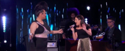 Lea Michele Duets 'Defying Gravity' With American Idol Contestant