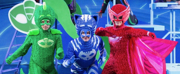 PJ MASKS LIVE: TIME TO BE A HERO Plays the Palace