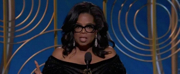 VIDEO: Oprah Gives Empowering Speech at Golden Globes