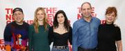 Photo Coverage: Meet the Cast of Jesse Eisenbergs HAPPY TALK Photo