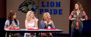 Photo Flash: It's Like ESPN or Something! First Look at MEAN GIRLS