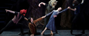 BWW Review: Vespers ? A Woven Tapestry of Sound and Movement by the Royal Winnipeg Ballet at the National Arts Centre in Ottawa