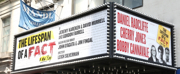 Up on the Marquee: THE LIFESPAN OF A FACT Photo