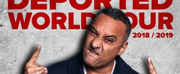 Russell Peters Kicks Off DEPORTED WORLD TOUR this February