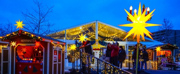 Christmas Village In Baltimore Sails Into Inner Harbor