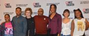 Photo Coverage: The Cast of Aziza Barnes\