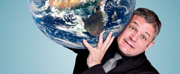 Alan Committie To Supply Comedy on a Global Scale in PLANET MIRTH at Theatre On The Bay