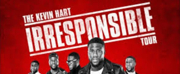 KEVIN HART'S IRRESPONSIBLE TOUR Comes To Axiata Arena In December
