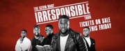 Kevin Hart's Irresponsible Tour Comes to Bethel Woods
