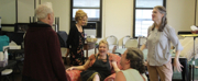 Photo Flash: In Rehearsal with A LOVELY SUNDAY FOR CREVE COEUR Photo