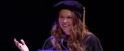 VIDEO: Sutton Foster Addresses Boston Conservatory's Graduates