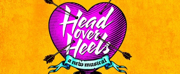Bid Now on 4 Tickets to HEAD OVER HEELS with Backstage Meet and Greet Photo