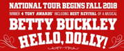 Buckley-Led HELLO, DOLLY! Tour Launches from Utica Today