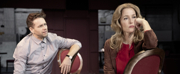 Photo Flash: First Look at Gillian Anderson and Lily James in ALL ABOUT EVE Photo