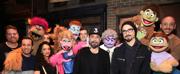 Photos: The Backstreet Boys Visit AVENUE Q