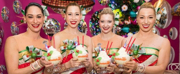 Photos: The Rockettes Sip 'Frrrozen Hot White Chocolate' at Serendipity 3