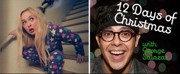 12 Days of Christmas with George Salazar: Day 12- Julia Mattison Gets Creeped Out By Santa