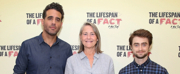 FREEZE FRAME: Daniel Radcliffe and the Cast of THE LIFESPAN OF A FACT Meet the Press!