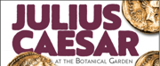 Upstart Crows Of Santa Fe Performs JULIUS CAESAR At The Santa Fe Botanical Garden