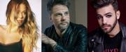 Lorena G��mez y Agoney ser��n invitados especiales en el concierto de Ger��nimo Rauch