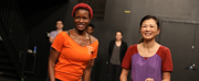 Photo Flash: In Rehearsal with The Publics WILD GOOSE DREAMS Photo