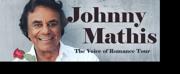 Johnny Mathis' The Voice of Romance Concert Tour Comes To San Antonio's Majestic Theatre