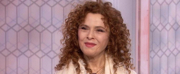 Bernadette Peters Talks HELLO, DOLLY!