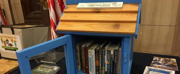 Minnesota Little Free Library Delivered to Historic Alexandria Library in Egypt