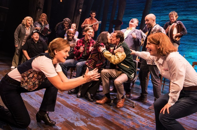 BWW Review: COME FROM AWAY at Omaha Performing Arts: Iowa Nice Meet Canada Nice