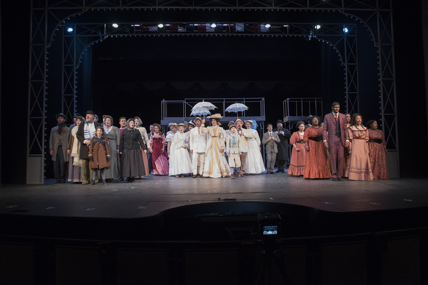 BWW Review: RAGTIME Packs a Punch at Omaha Community Playhouse