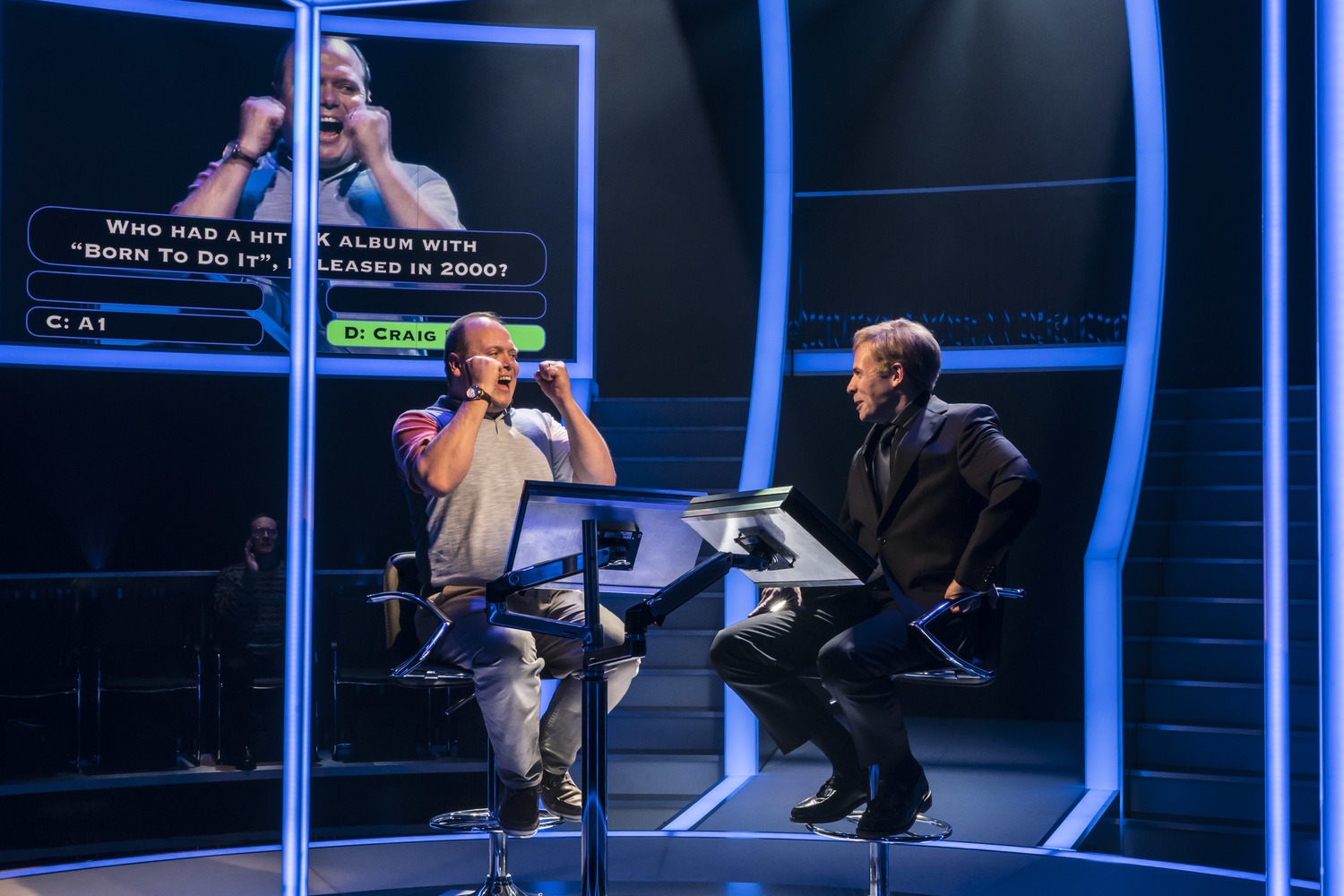 BWW Review: QUIZ, Noel Coward Theatre