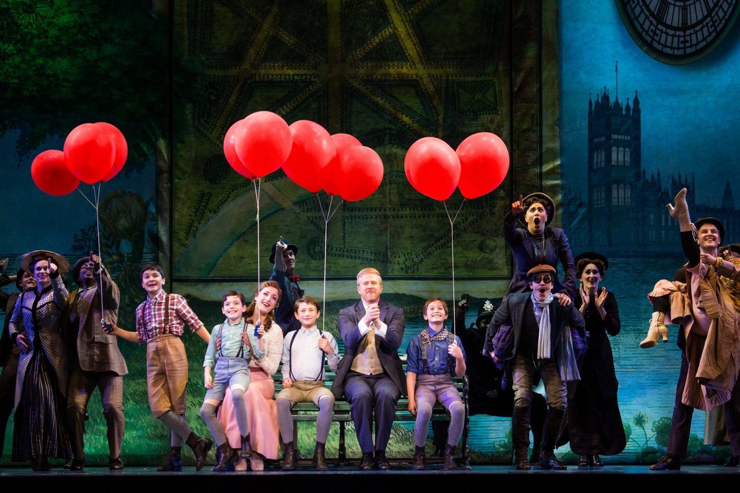 Regional Roundup: Top New Features This Week Around Our BroadwayWorld 4/12 - LOVE NEVER DIES, FINDING NEVERLAND, FUN HOME, and More!