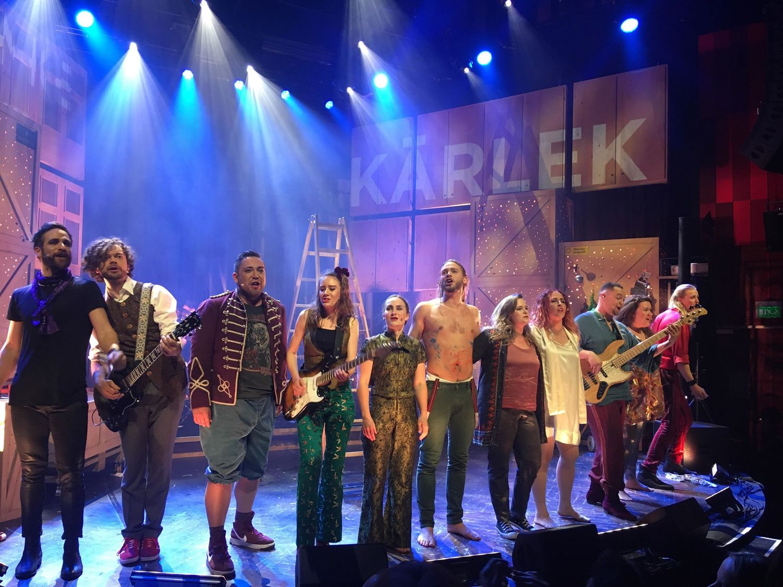 BWW Review: GODSPELL at Skandiascenen Cirkus