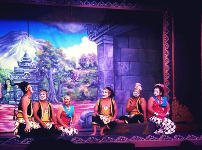 WAYANG ORANG BHARATA Continues At Javanese Opera