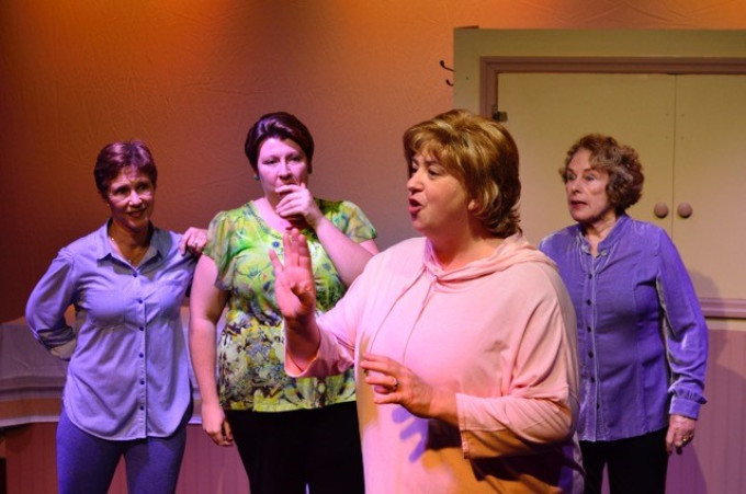 BWW Review: CALENDAR GIRLS COMBINES HEART & HUMOR at Powerstories