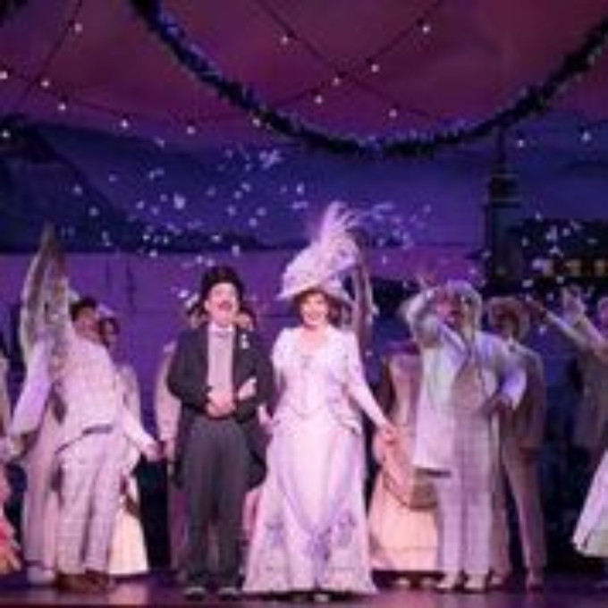 BWW Review It Only Takes A Moment To Know That HELLO DOLLY Betty Buckley And The Audience Are Having Musical Theater Love Affair