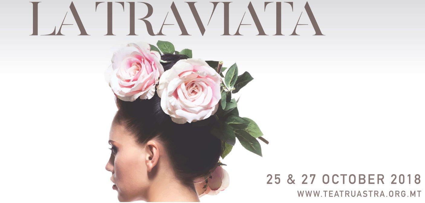 LA TRAVIATA Comes To Teatru Astra Next Month
