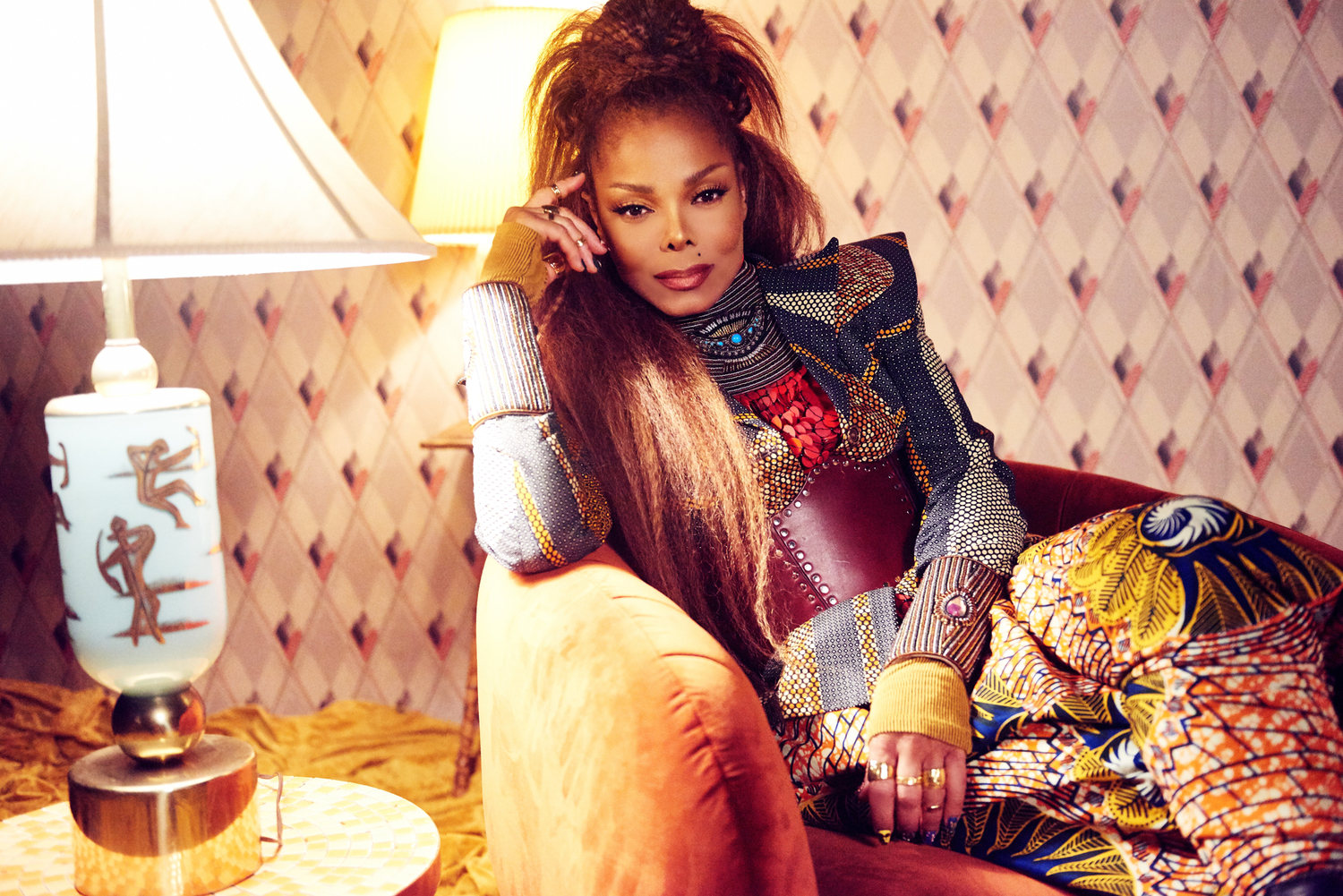Janet Jackson to Receive the 'Global Icon' Award at the MTV EMAS