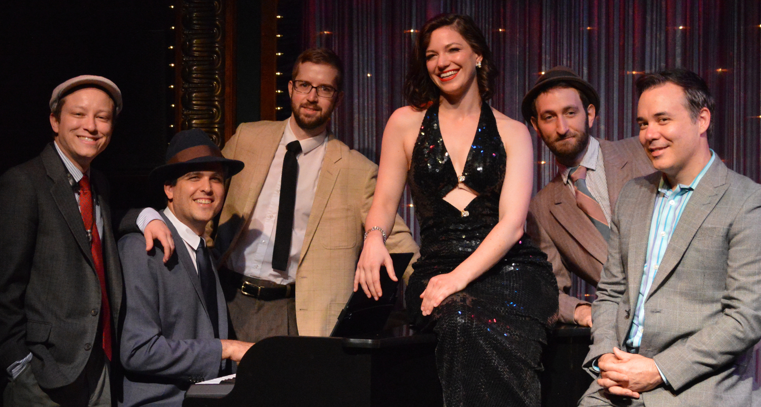 BWW Review: THE SWINGAROOS, MUSIC OF THE NIGHT at Florida Studio Theatre