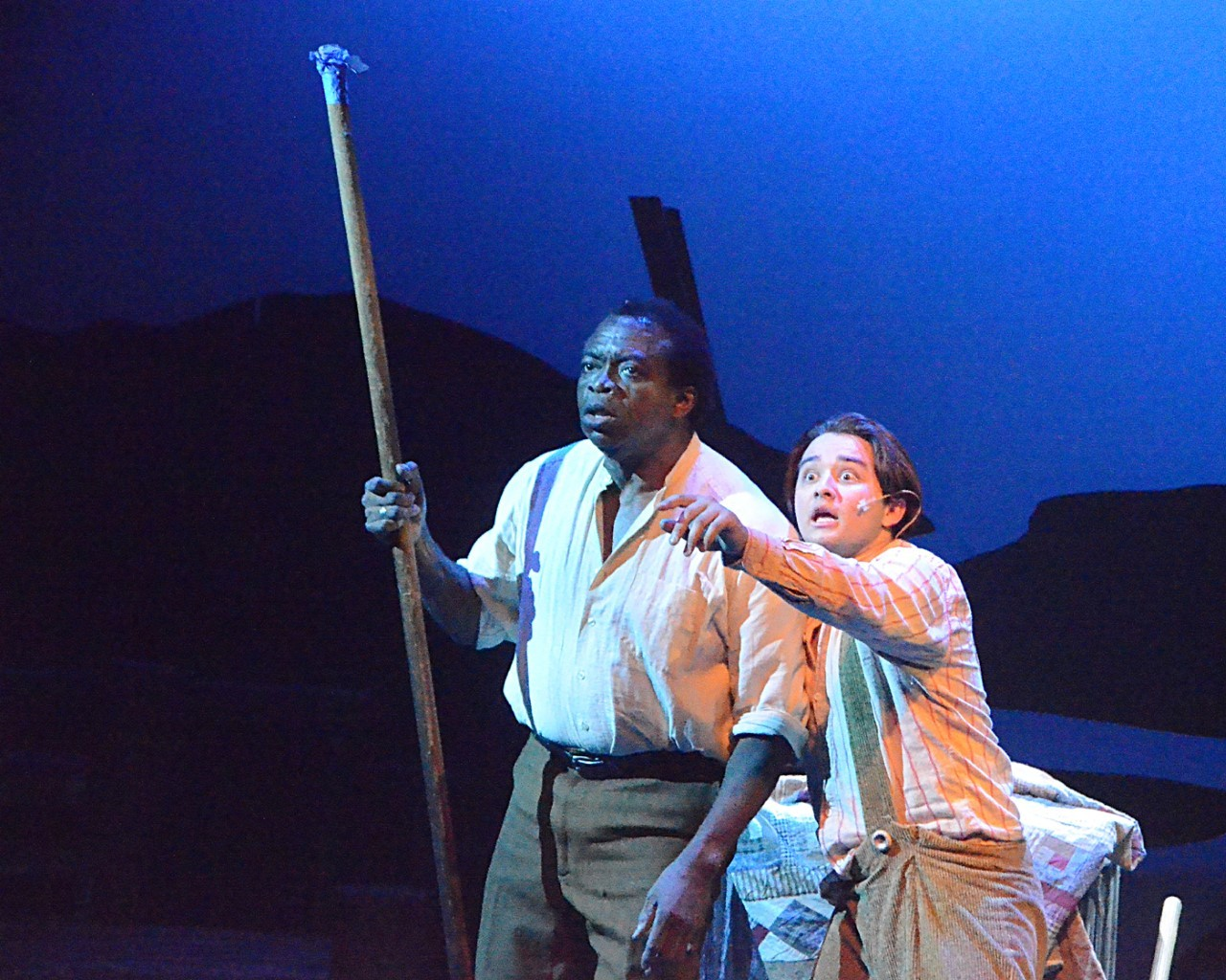 BWW Review: BIG RIVER Delights at PALM CANYON THEATRE