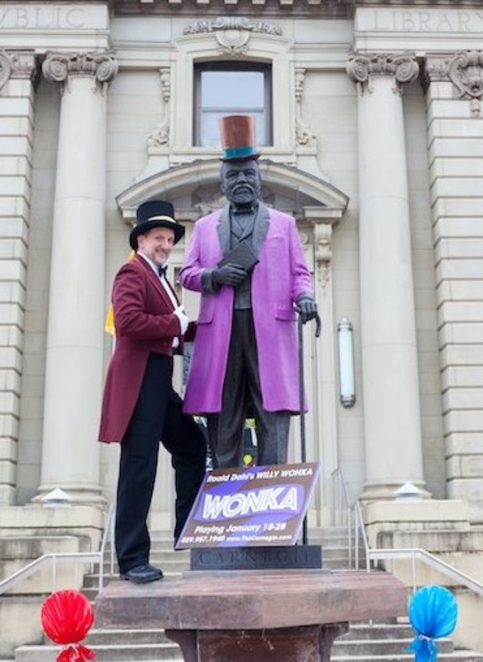 BWW Review: ROALD DAHL'S WILLY WONKA at The Carnegie is a Tasty Treat for Kids