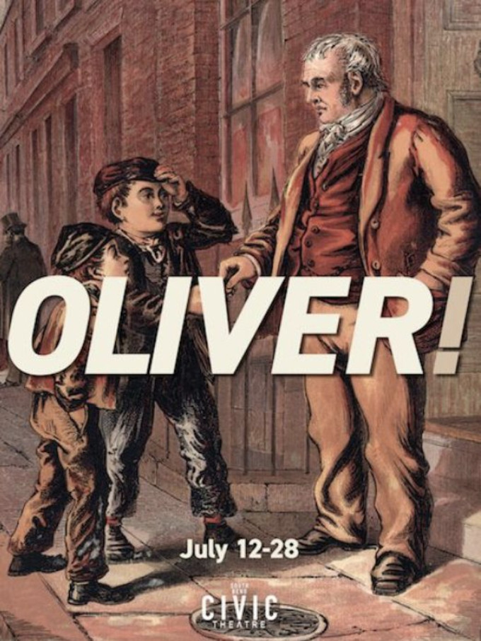 OLIVER! to Play at South Bend Civic Theatre