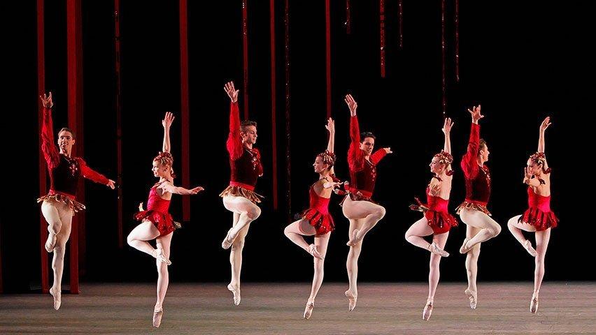 BWW Dance Review: New York City Ballet presents Ba...