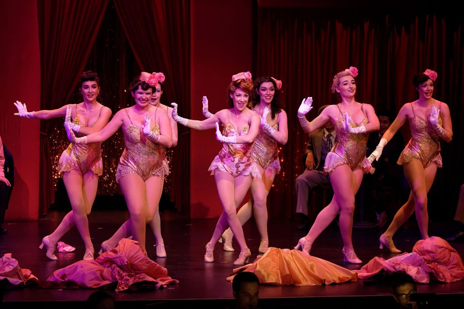 BWW Review: GUYS AND DOLLS at Lyric Stage