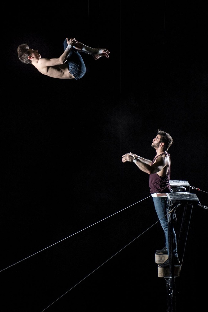 Zip Zap Circus and High Commission of Canada to Present Two Performances of BOREAL in Cape Town This December